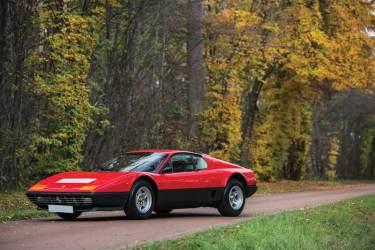 1978 Ferrari 512 BB (photo: Remi Dargegen)