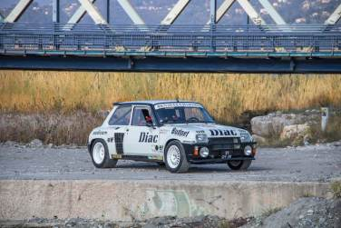 1982 Renault 5 Turbo Group 4 (photo: Toby Wright)