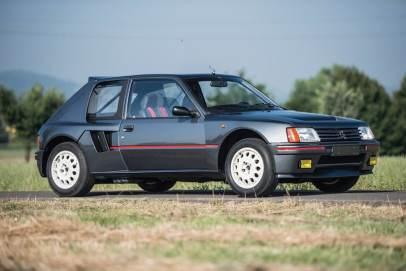 1984 Peugeot 205 Turbo 16 (photo: Remi Dargegen)