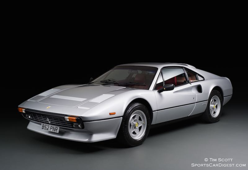 ferrari 308 gtb qv profile photos. Black Bedroom Furniture Sets. Home Design Ideas