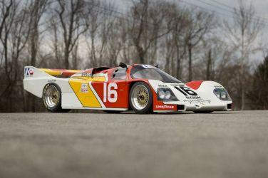 1986 Porsche 962 Race Car