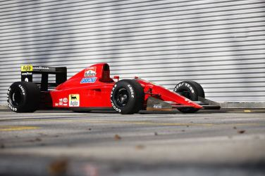 1990 Ferrari 641/2 Formula 1 (Photo: Mathieu Heurtault)