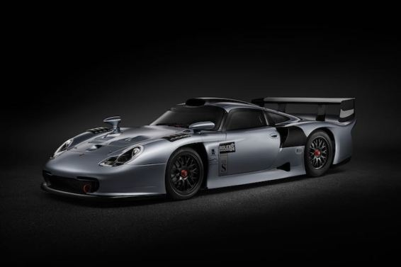 1997 Porsche 911 GT1 Evolution (photo: Chris Wilson)