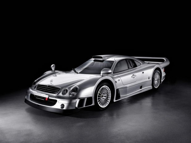 <strong>Lot 241 - 2005 Mercedes-Benz CLK CTR Coupe - Sold for $864,738 versus pre-sale estimate of $635,000-$730,000.</strong> Only two right-hand drive CLK GTRs ever built, never road registered and with delivery mileage only.