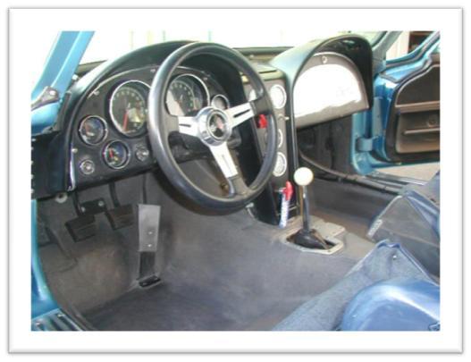 Chevrolet Corvette Vintage Race Car