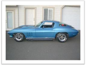 Chevrolet Corvette Vintage Race Car For Sale