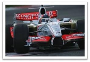 Vitantonio Liuzzi Force India