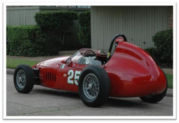 Stanguellini Formula Junior For Sale