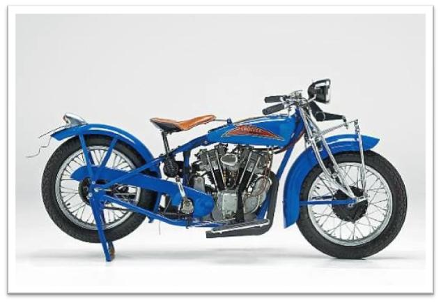 1929 Indian-Crocker 45ci Overhead-Valve Conversion picture