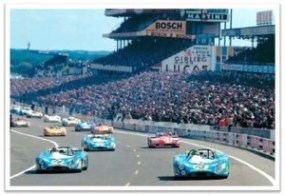 Matras at 1972 24 Hours of Le Mans