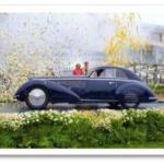 Alfa Romeo 8C 2900B Best of Show at Pebble Beach Concours