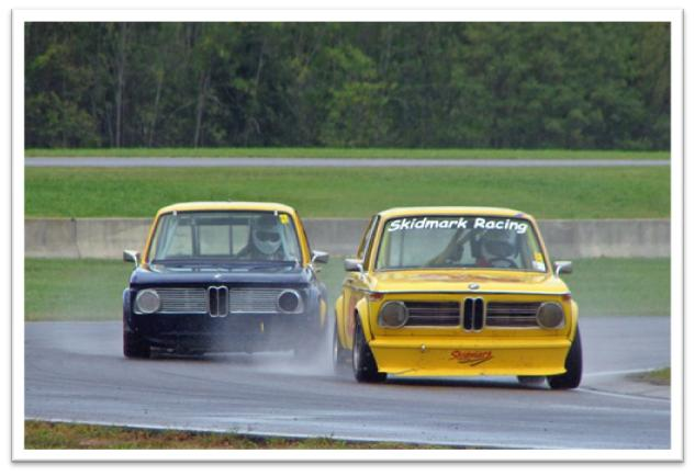 BMW 2002 at VIR