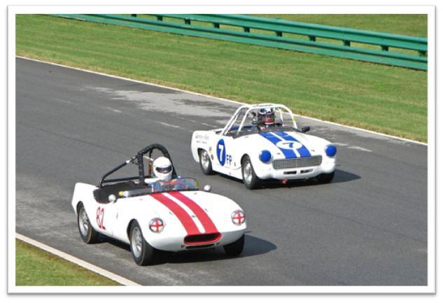 1962 Austin Healey Sprite Mk II