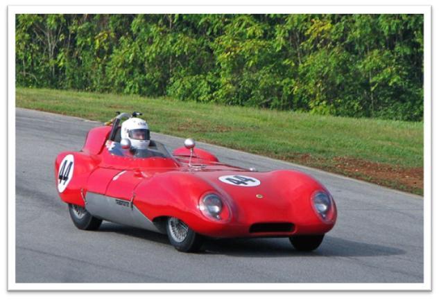 1956 Lotus Eleven LM