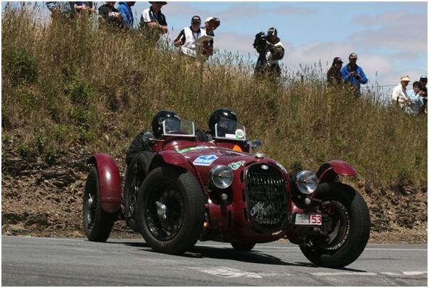 1938 Alfa Romeo Mille Miglia roadster