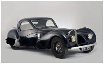1937 Bugatti Type 57S Earl Howe