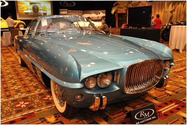 1954 Dodge Firearrow III Sport Coupe by Ghia