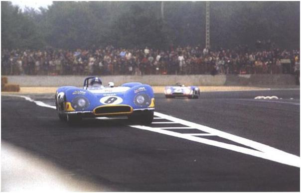 Matra MS650 (s/n 01) Race