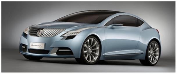 2007 Buick Riviera Concept