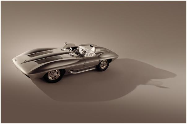1958 Corvette Stingray Race Car