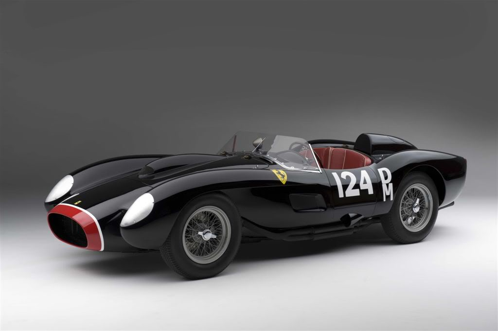 Ferrari 250 Tr Could Break Auction Records Rm Auctions