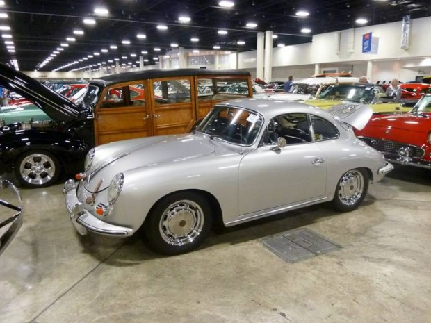 1965 Porsche 356C Coupe for sale