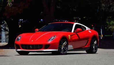 2011 Ferrari 599 GTB Alonso Final Edition