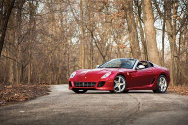 2011 Ferrari 599 SA Aperta (photo: Jeremy Cliff)