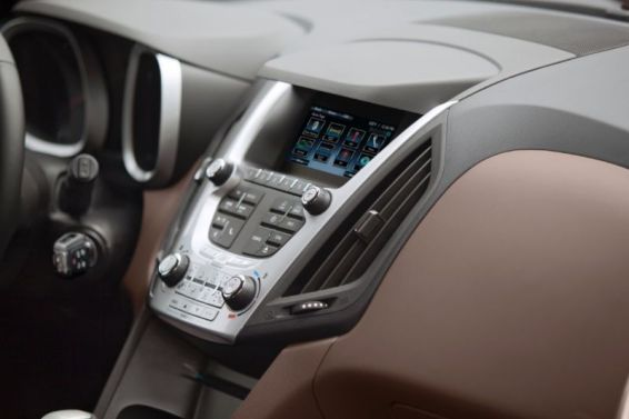 2013 Chevrolet Equinox LTZ Interior