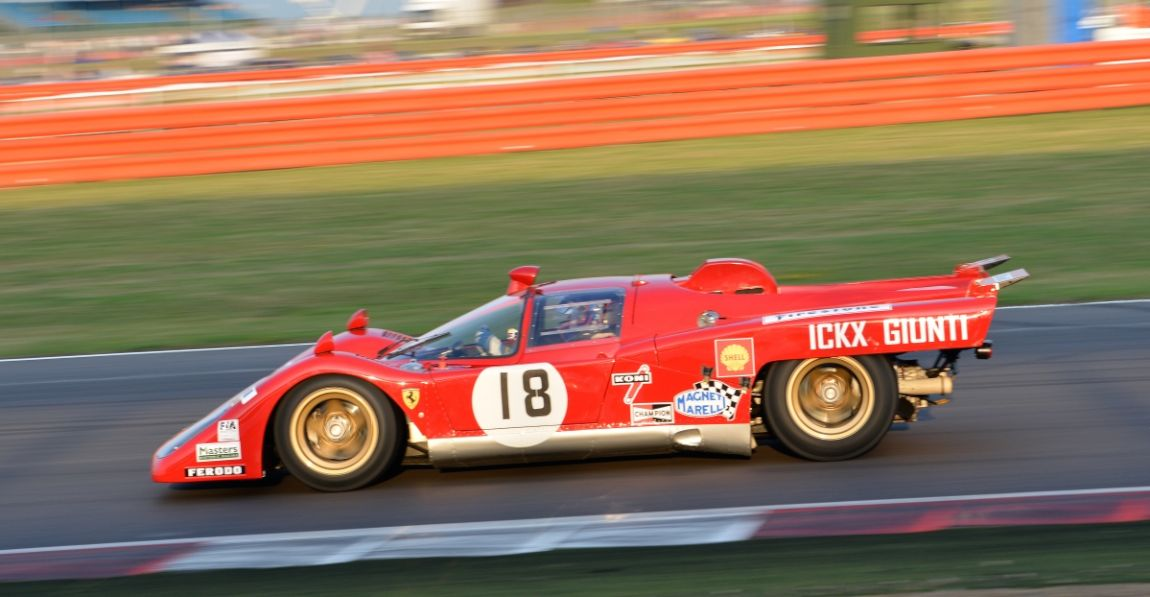 Silverstone Classic 2014 - Photos, Results, Report