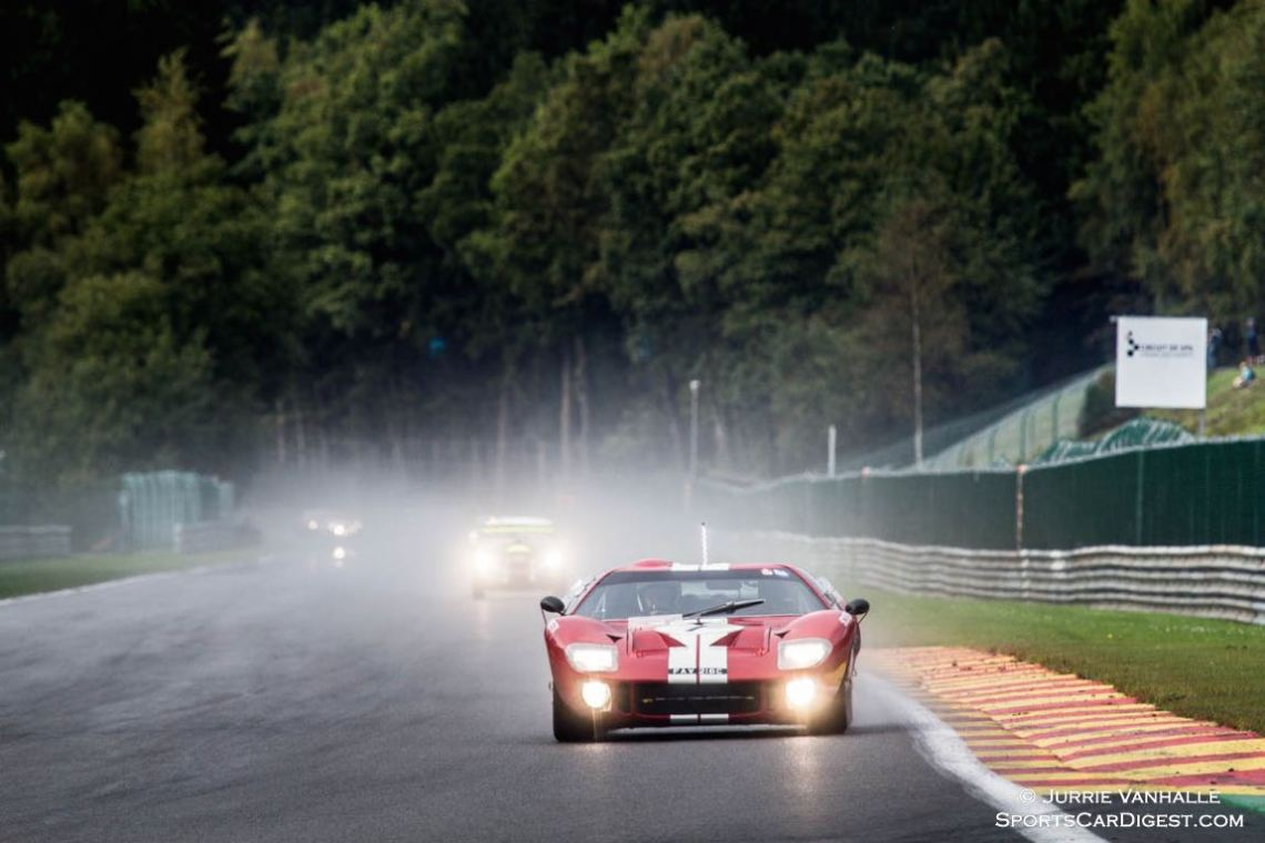Spa Six Hours Endurance Race 2014