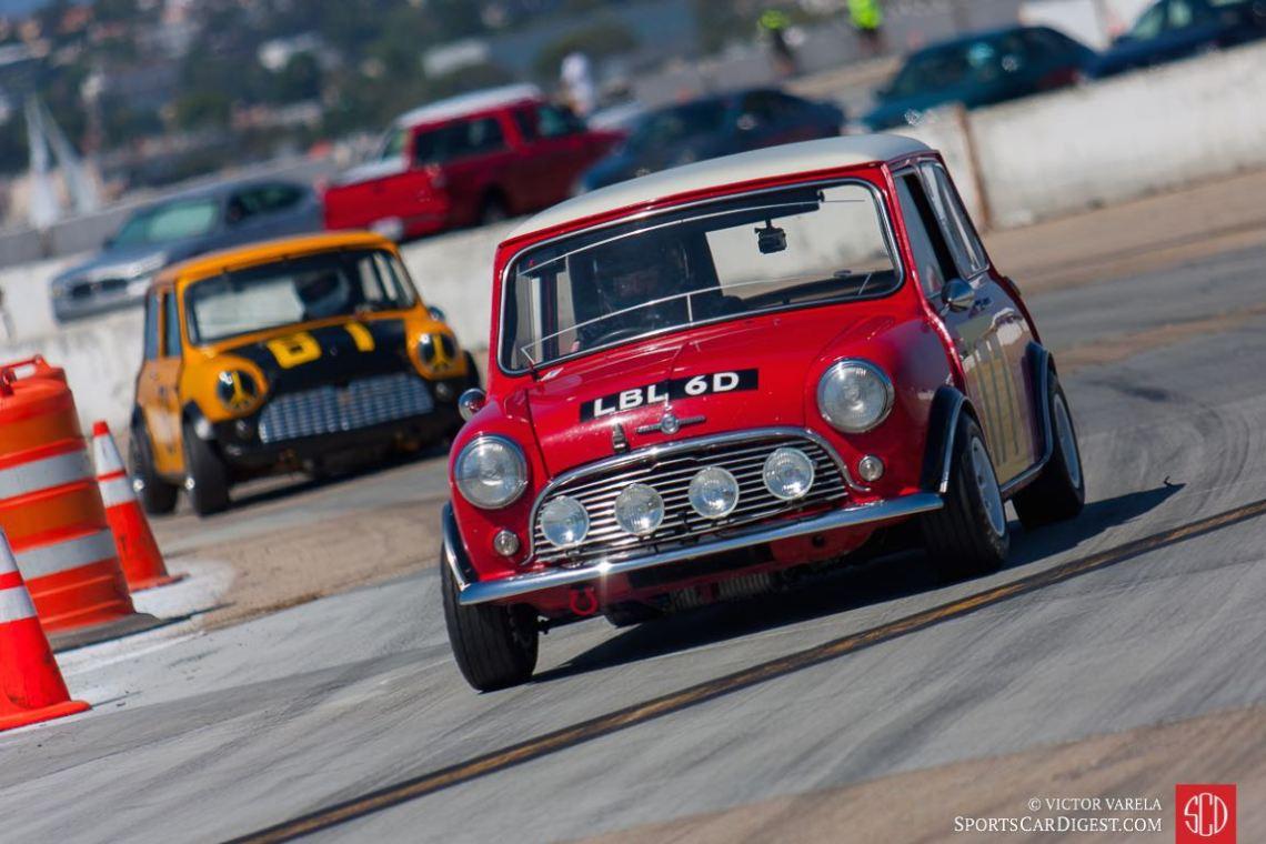 Dennis Racine's 1966 Morris Mini Cooper S