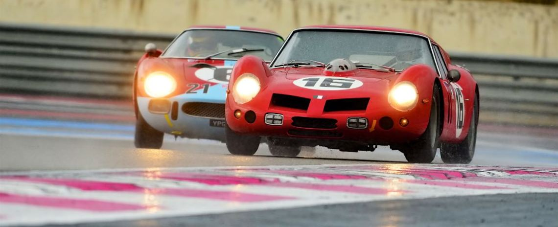 1962 Ferrari 250 GT SWB 'Breadvan' and 1964 Ferrari 250 LM
