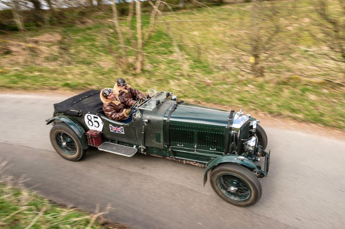 1931 Bentley Speed Six