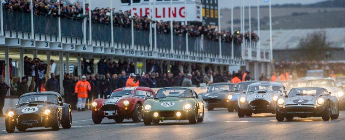 Graham Hill Trophy Race - Goodwood Members Meeting 2015
