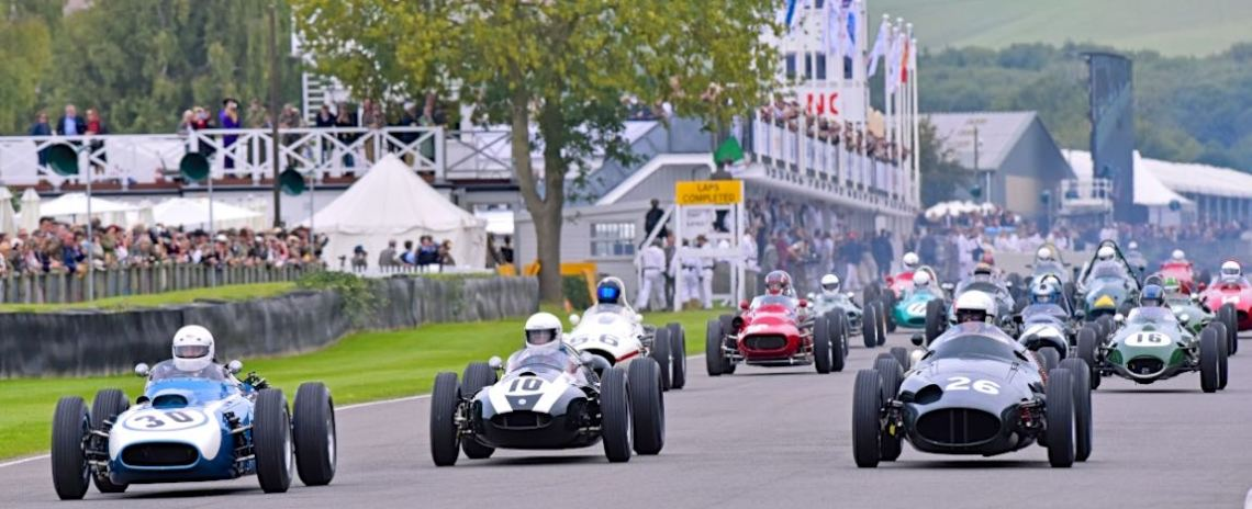 Goodwood Revival 2015 - Richmond and Gordon Trophy