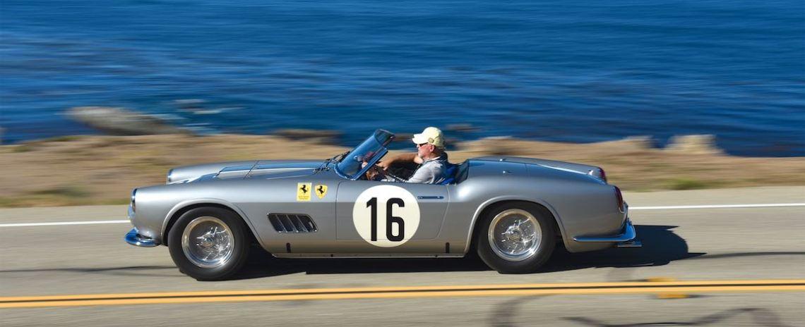 1959 Ferrari 250 GT LWB Scaglietti Spider California Competizione