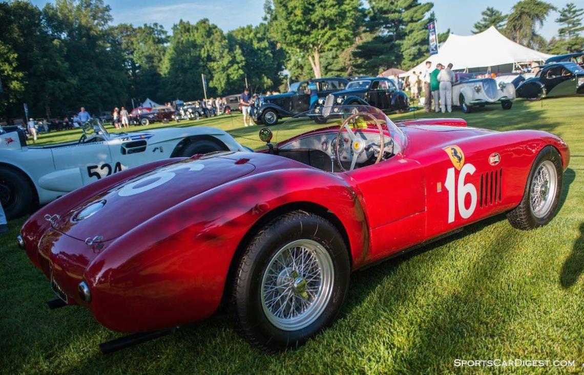 1950 Ferrari 275S / 340 America