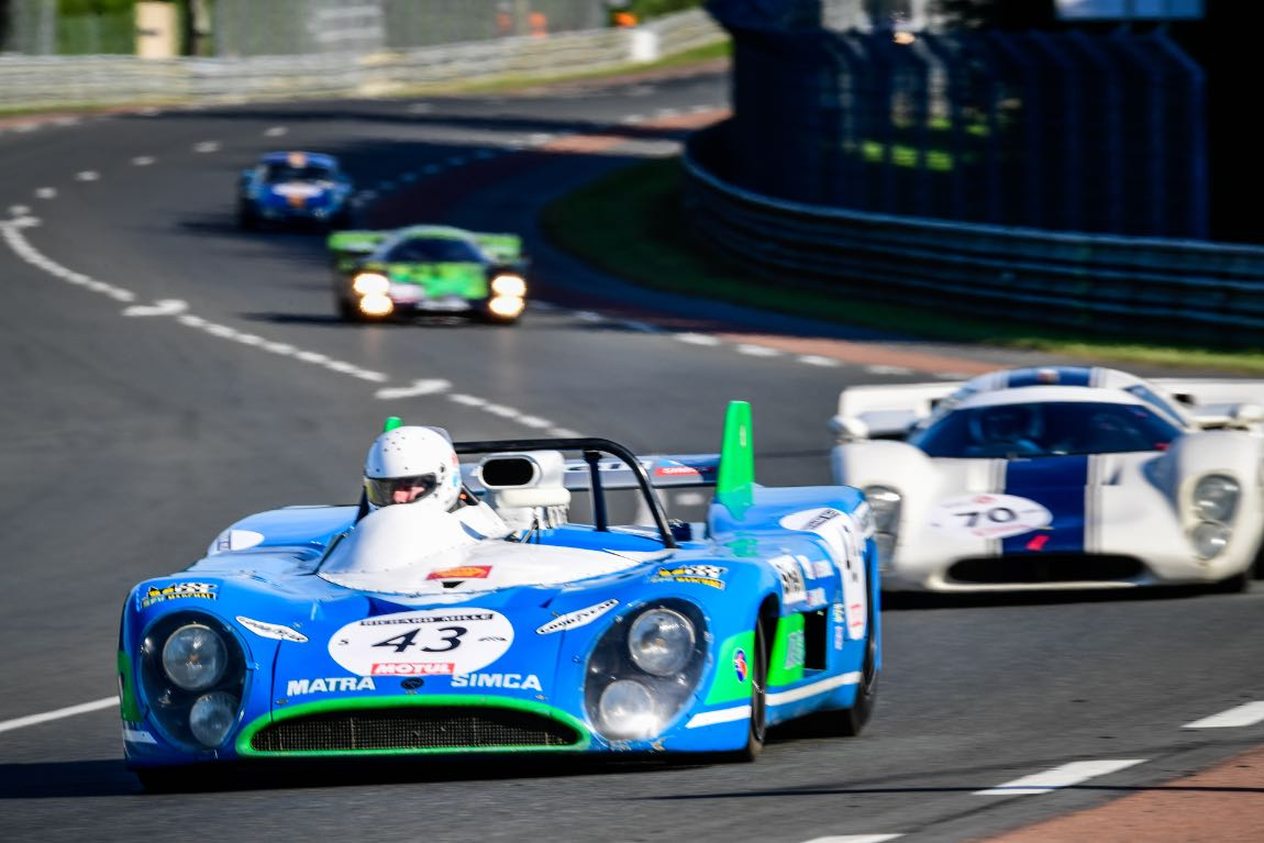 Le Mans Classic 2016 Photo Gallery Race Results