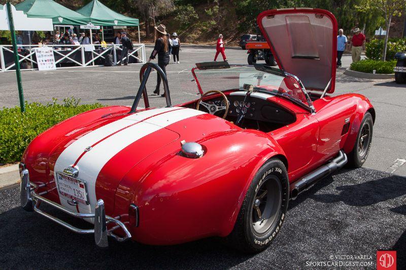 Shin Takei's 1968 Shelby Cobra 427