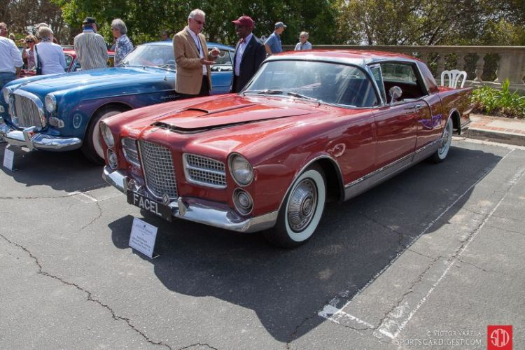 Mark Morgan's 1960 Facel-Vega Excellence