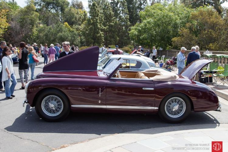 1951 Alfa Romeo 6C 2500 Convertible of Jim Gianopulos