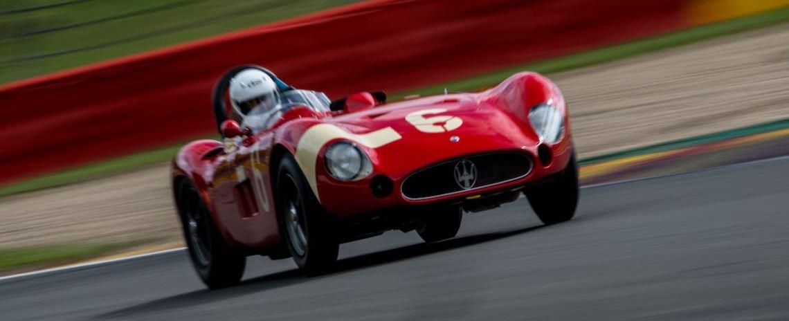 Maserati 300S 1955