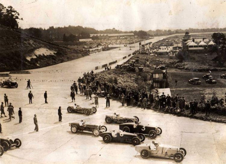 1926 British Grand Prix at Brooklands