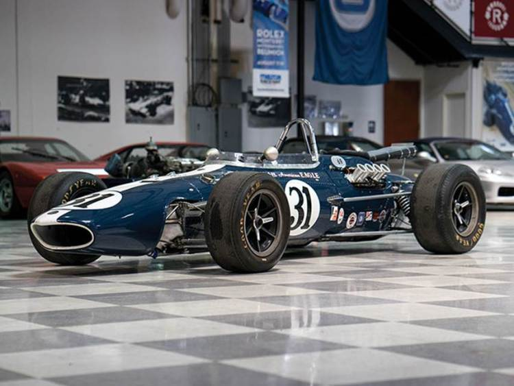 1966 AAR Eagle Indianapolis #31
