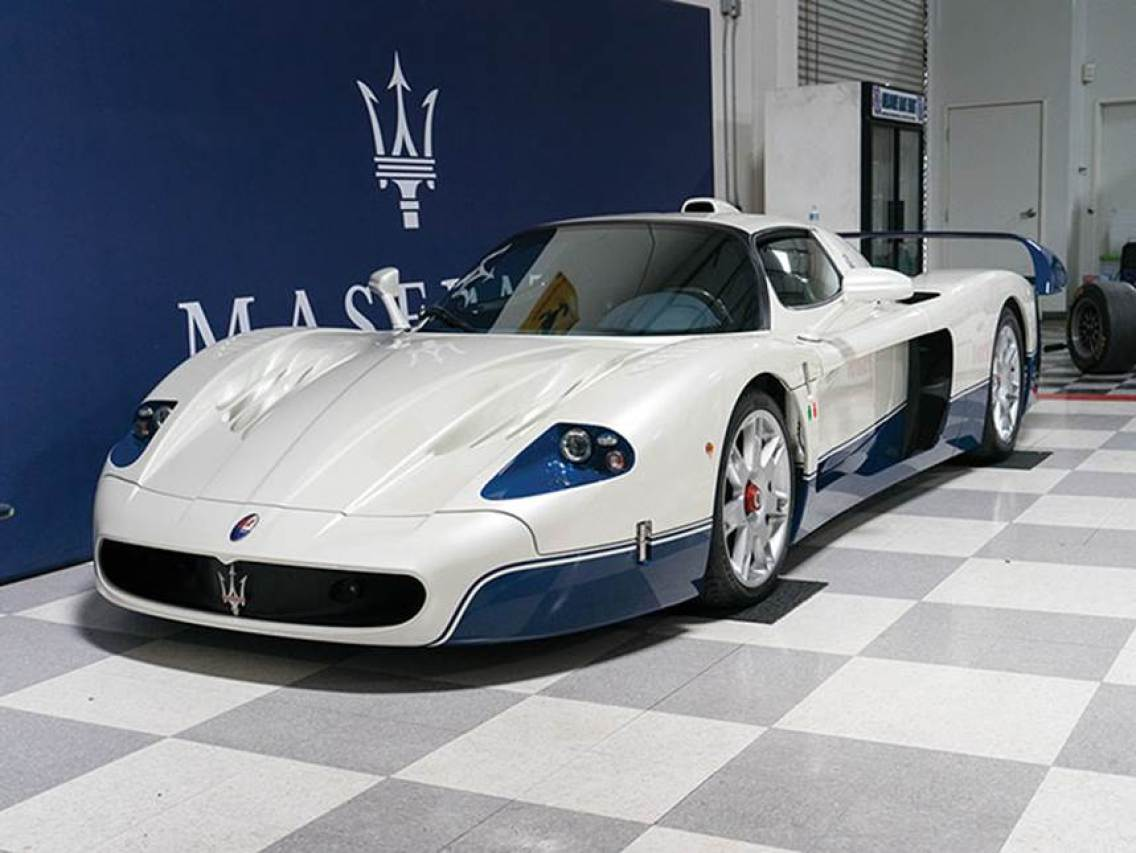 2005 Maserati MC12