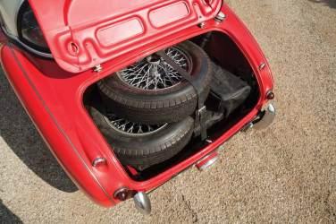1961 Austin-Healey 3000 Mk I Works Boot