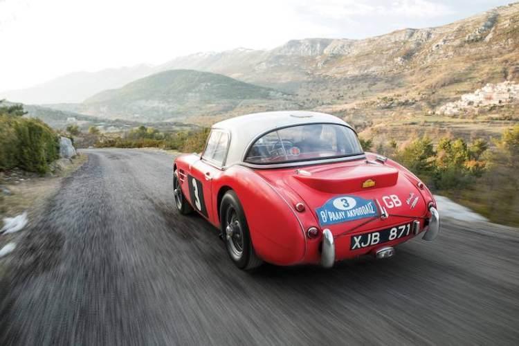 1961 Austin-Healey 3000 Mk I Works
