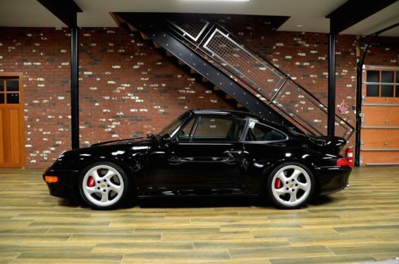 1996 Porsche 911 Turbo Andial Coupe