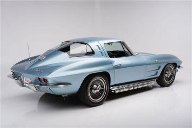 1963 Chevrolet Corvette 327/300 Split Window Coupe